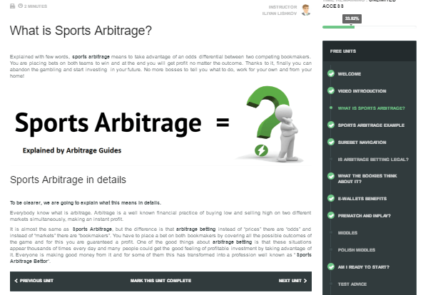 free arbitrage betting tips